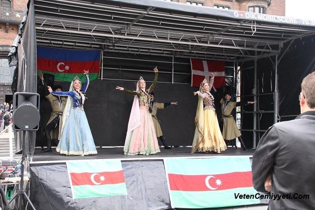 Kopenhaqende Azerbaycan Gunu